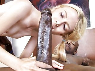 The Adult Video Experience –  Skinny Kennedy Kressler Impaled By A BBC