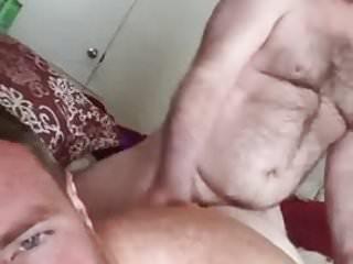 Fucking his boy...