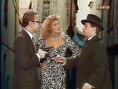 Collaroshow Playmate : Chirac et Mitterand