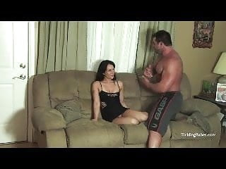 Tickling Nikika