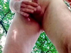 Outdoors fun slow motion