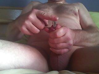 سکس گی Hegar Dilator 9-12mm  21.01.2021 sex toy  masturbation  hd videos daddy  big cock  bdsm  austrian (gay) amateur