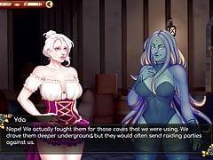 rise of the white flower - meeting blue skin yda (24)Porn Videos