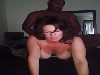 Mom tells black lover that she prefers BBC over white dick
