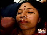 Indian Babe Gets Facial In A 3some