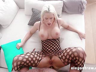 Blanche gets pounded cock...