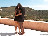 African Outdoor Lovemaking On Display