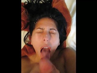 Facial Big Latina Cumshot Massive Amateur Homemade Takes