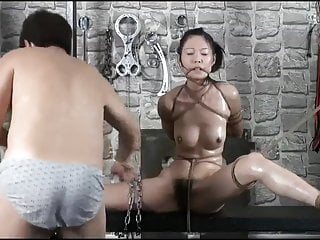 BTS Chinese Shoot Bondage YingZi Model -