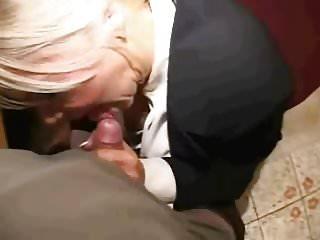 Mature victoria secretary blowjob fuck...