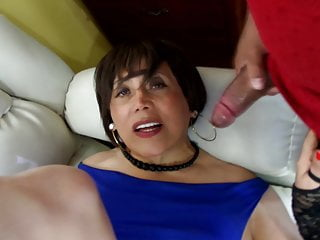 The Swinger Experience Presents Perverted and vicious secretary of anal and facial sex