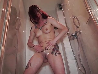 Exgirlfriend under Shower