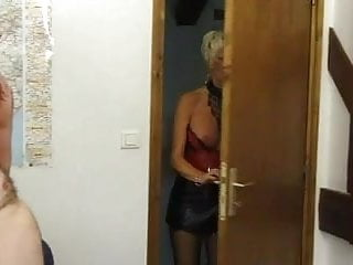 French mature 26 hairy mom milf and a...