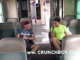 straigth arab fuck barebak a gay in train public
