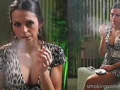 Smoking Sweety