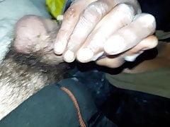 Crazy hooker handjob