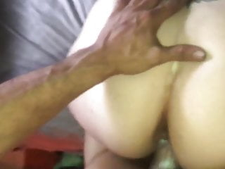 PAWG MILF RIDING MY COCK AND GETTING POUNDED B4 KIDS ARRIVE