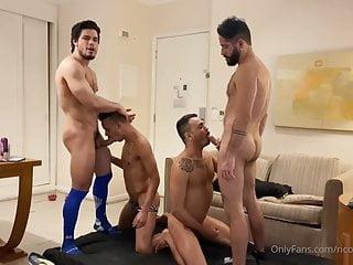 OF – Rico Marlon Orgy