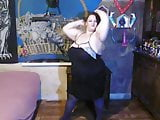 bbw wife in pantyhose part 1
