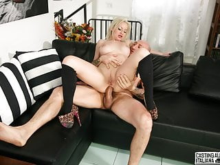 Amateureuro auditions with busty alessia di pesaro...