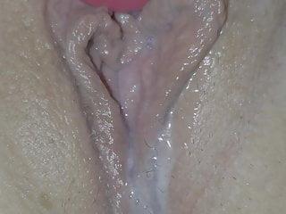 Pov Milf Creampie vid: Orgasm after Creampie