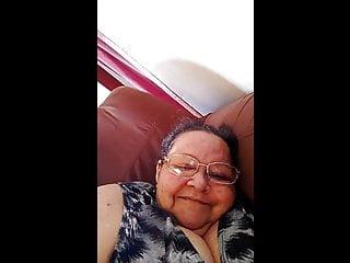 Video call with grandma maria...