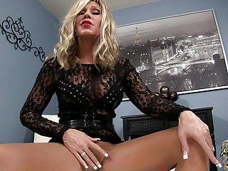 Sheer pantyhose tights...