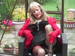 Davvero vecchia nonna bomba del sesso