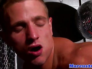 Ripped passionately by horny hunk...