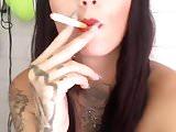Katrin die schlampe raucht