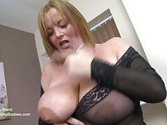 In memory of big tits BBW Victoria