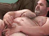 Daddy Bear Masturbation 2