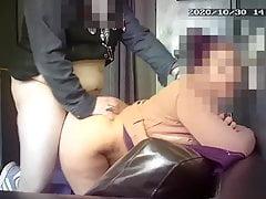 Fat boy fucks a young 21yo mom