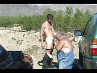 Chub daddy gets a pounding