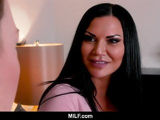 MILF - Lesbian Experimenting With My Hot British Stepmom