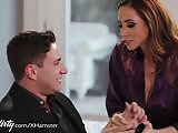 Sex Starved Ariella Ferrera Cheats with Hubbys Bro