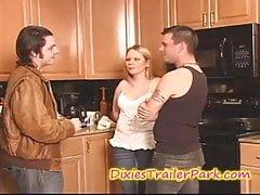 Cuckold Spouse And His Preggo Wife