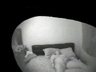 Hidden cam in family house. Great !
