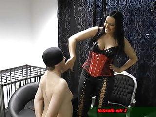 german domina femdom spank slave in face brutalPorn Videos