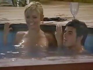 Big brother uk pool orgy...