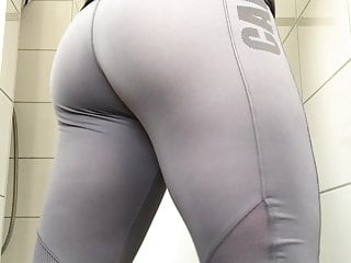 My ass in leggings