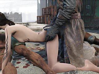 Pillars pat Elie  ambush Fallout 4 1