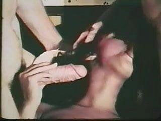Unknown Black Female + 2 Unknown White Males - 1970s Loop
