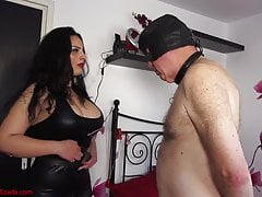Fm spanked by Mistress