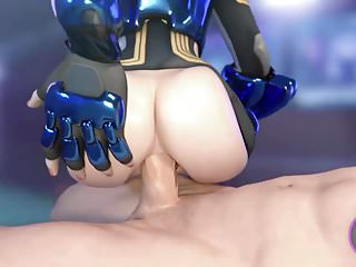 Tracer anal action...