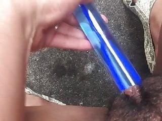 British masturbating outside...