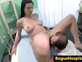 Big tit her doctor...