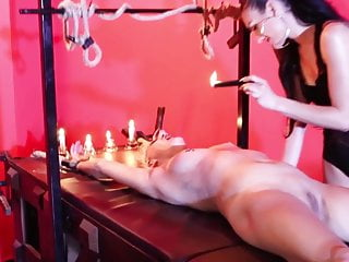 Torture and wax...