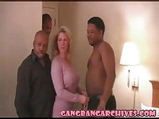 Gangbang archive first timer wife gangbanging bbc bulls...