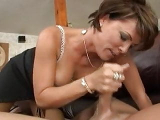 Tom Byron fuck Hot Brunette MILF